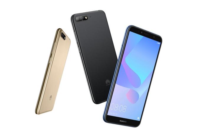 Huawei Y6 (2018) vs OPPO A71 (2018) vs Samsung Galaxy J2 Pro (2018) Comparison
