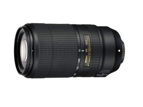 Nikon 70-300mm f/4.5-5.6E VR AF-P Review