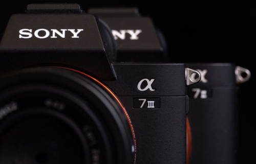 Sony A7 III vs A7 II – Noise Comparison