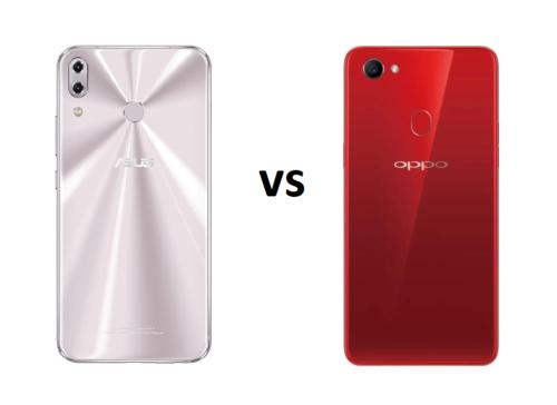 ASUS ZenFone 5 (ZE620KL) vs OPPO F7 Specs Comparison