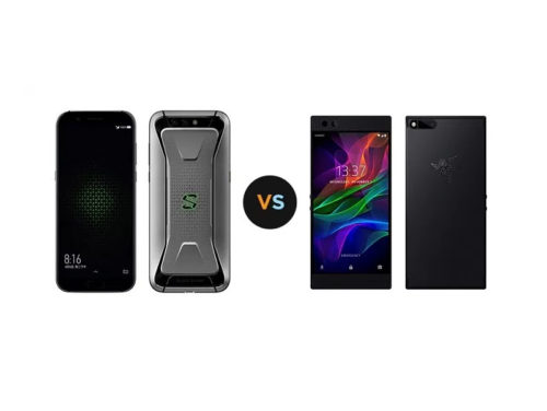 Xiaomi Black Shark vs Razer Phone Specs Comparison