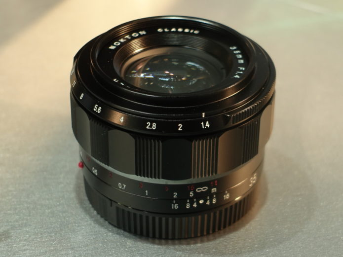 Voigtländer 35mm f/1.4 Nokton Classic (E-Mount) Review