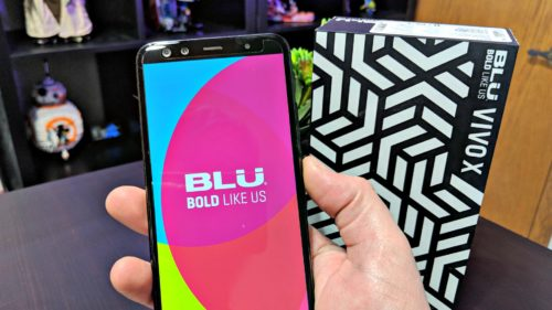 Blu Vivo X Review