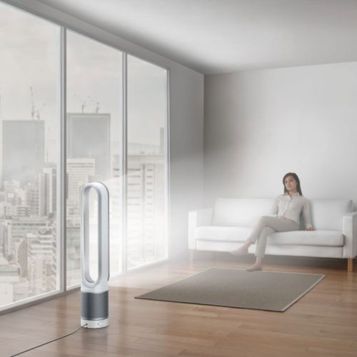 Dyson Pure Cool Link Air Purifier review: Ingenious design, lacklustre performance