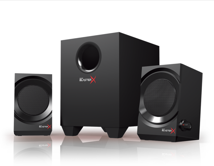 Sound BlasterX Kratos S3 review: A versatile entry-level 2.1 speaker system