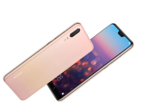 Huawei P20 first look