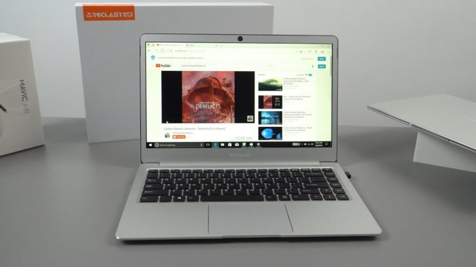 Teclast F7 Review: One Of The Best Notebook Under $400