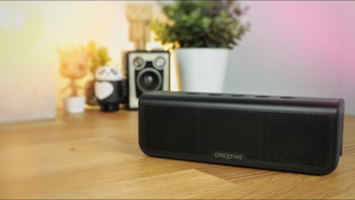 Creative Metallix and Metallix Plus Bluetooth Speaker Review