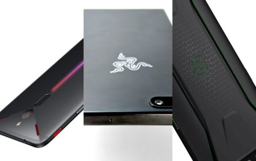 Razer Phone vs. Black Shark vs. Red Magic: gaming phone faceoff