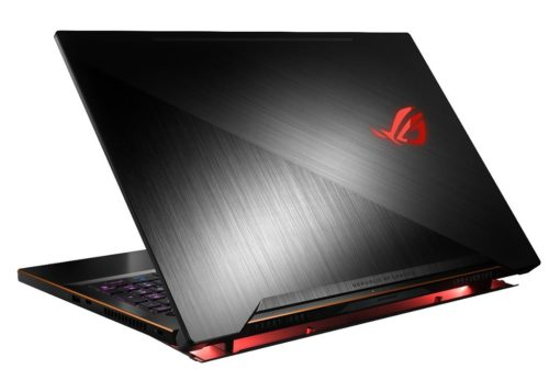 Asus ROG Zephyrus M GM501GS Quick Hands-on Review: Still Sexy AF