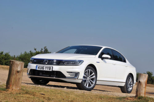 Volkswagen Passat GTE review: The best plug-in hybrid estate to buy?