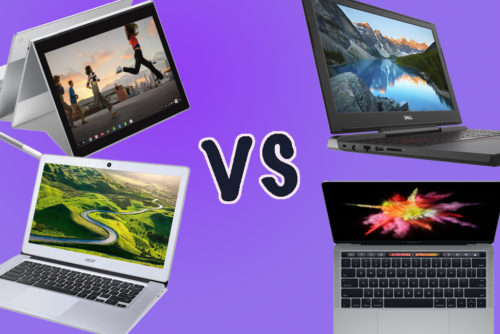 Chromebook vs laptop: Which should you buy?