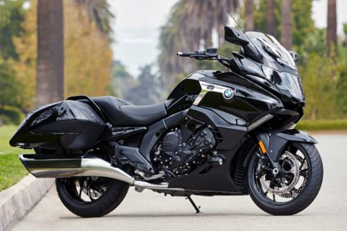 Big Dam Tour Part Due: BMW K 1600 B Vs Honda Gold Wing DCT