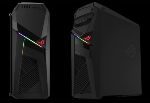 ASUS ROG Strix GL12 hands-on review : First Impressions