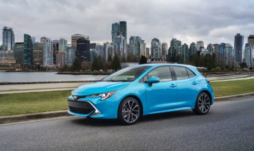 2019 Toyota Corolla Hatchback: 5 things you should know