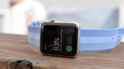 And finally: The Apple Watch Series 4 could get proper wireless charging