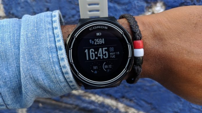 Coros Pace Hands-on Review : First look - a Garmin lookalike made for triathletes