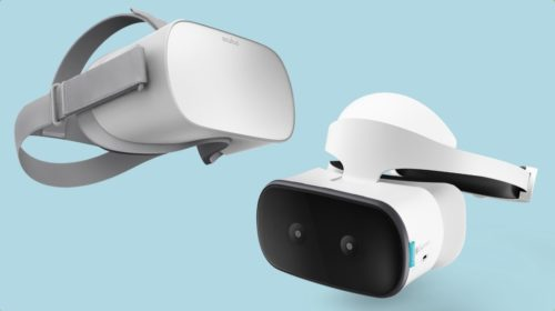 Oculus Go v Lenovo Mirage Solo: Which standalone VR headset is best for you?