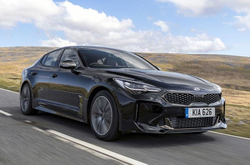 2018 Kia Stinger 2 Crdi First Drive Review Price Specs And Release Date