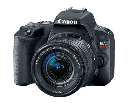 Canon SL2 Image Quality Comparison vs Canon SL1, Fuji X-A3, Olympus E-M10 III, Nikon D5600 and Sony A6000