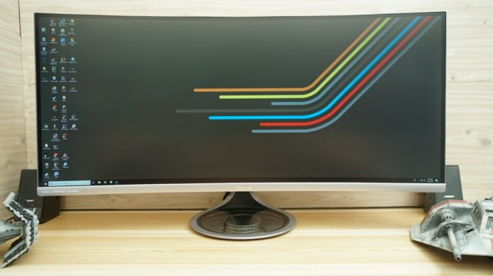 ASUS Designo Curve MX34VQ Review: Stylish Monitor For Gamers With Aesthetic Taste