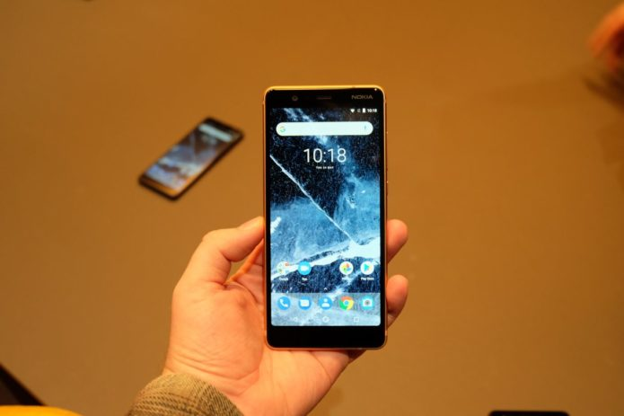 Nokia 5.1 (2018) Hands-on Review : First look