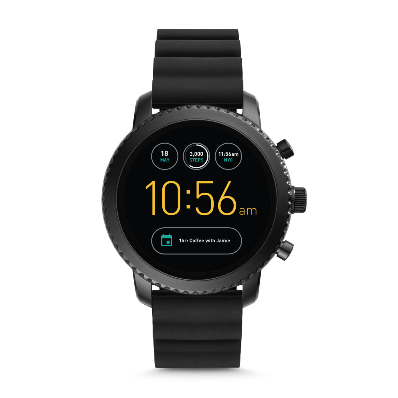 d7336bf22fab Fossil Q Explorist Gen 3 review  The Wear OS fashionista