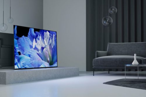 Sony AF8/ Sony A8F OLED TV Review
