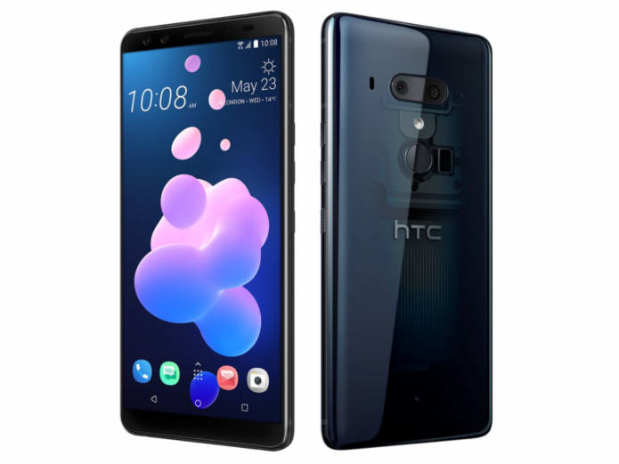 HTC U12+ vs Huawei P20 Pro specs comparison