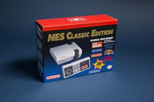 Here's why people go crazy for the NES Classic Edition