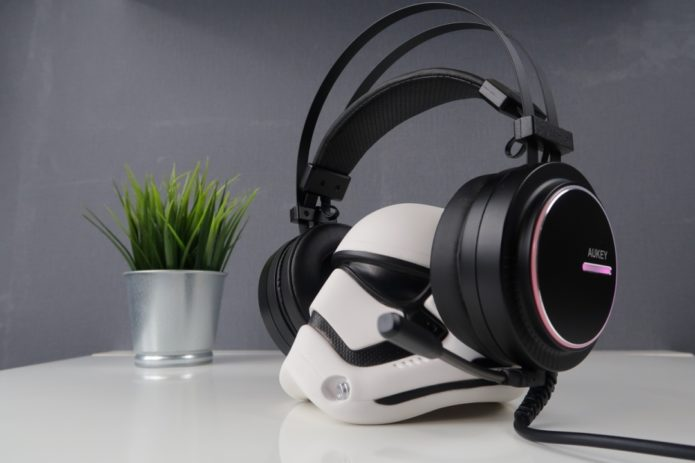 Aukey GH-S5 RGB Gaming Headset Review