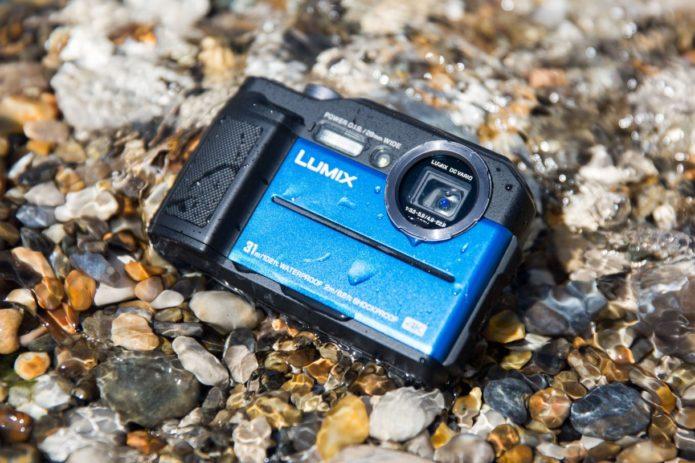 Panasonic Lumix FT7 first look review