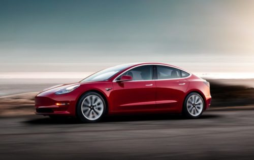 Tesla Q1 2018: Model 3 helps drive $3.41bn revenue