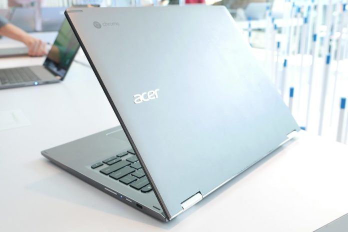 Acer Chromebook Spin 13 Hands-on Review