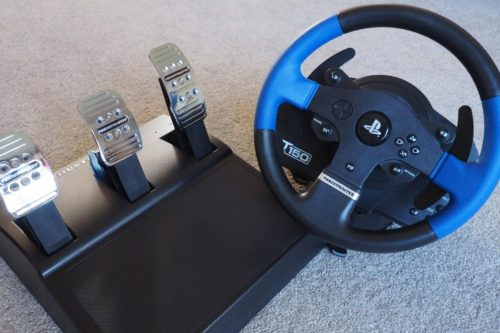 Thrustmaster T150 Pro Review