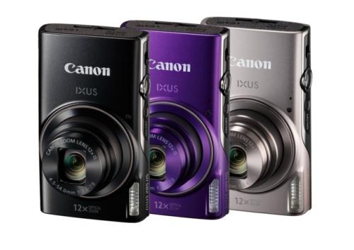 Canon IXUS 285 HS Review