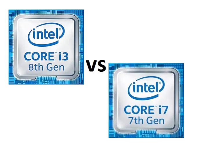 Intel Core i3-8130U vs Intel Core i7-7500U – benchmarks and performance comparison