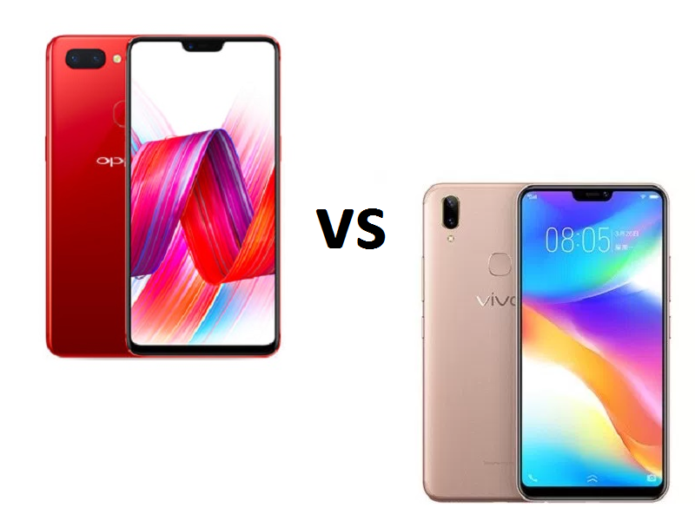 OPPO F7 Youth vs Vivo Y85 Specs Comparison