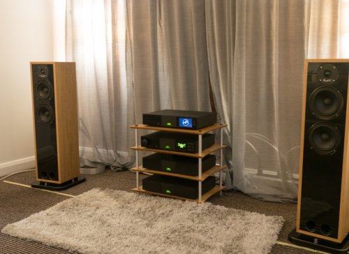 Acoustica show 2018 impressions: some speakers are magic
