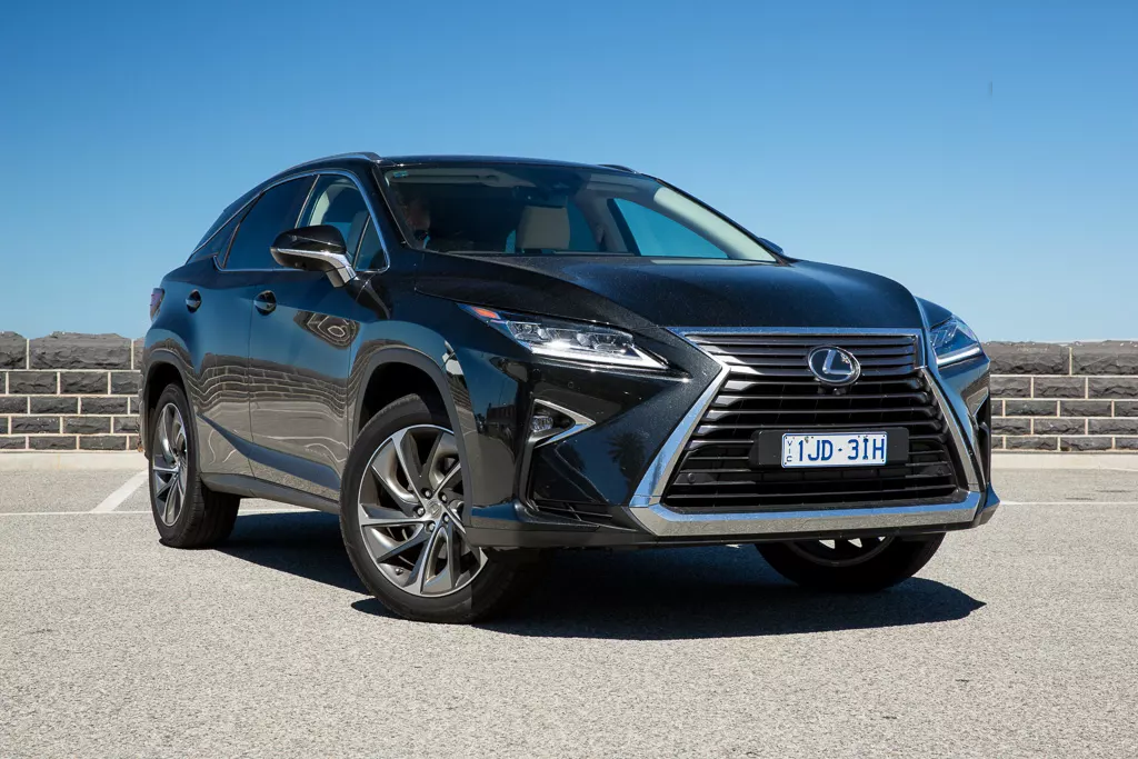 2018 Lexus Rx 300 Sports Luxury Road Test Review