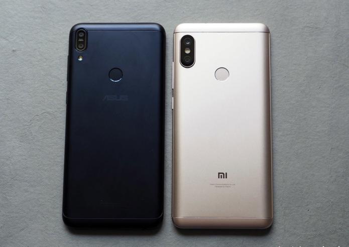 Xiaomi Redmi Note 5 vs ASUS ZenFone Max Pro M1 - Quick Comparison Review