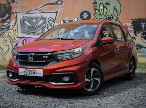 2018 Honda Mobilio 1.5 RS Navi Review