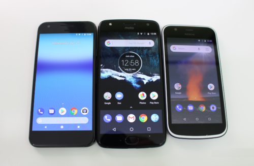 Stock Android vs Android One vs Android Go: Which Is Best, Let's Find Out !!!
