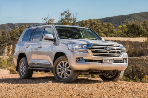 2018 Toyota LandCruiser Sahara Review : Road Test