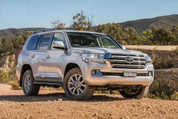 2018 Toyota LandCruiser Sahara Review : Road Test