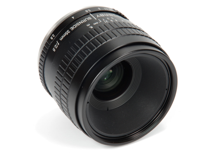 Lensbaby Burnside 35mm f/2.8 Review