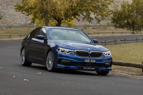 2018 BMW Alpina B5 Biturbo Review