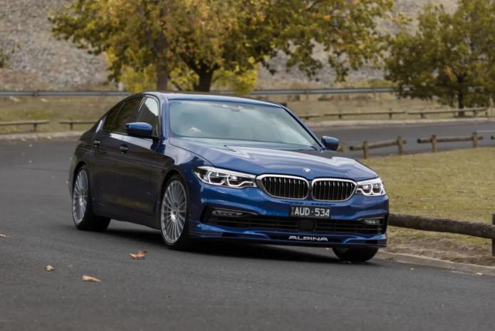 2018 BMW Alpina B5 Biturbo Review