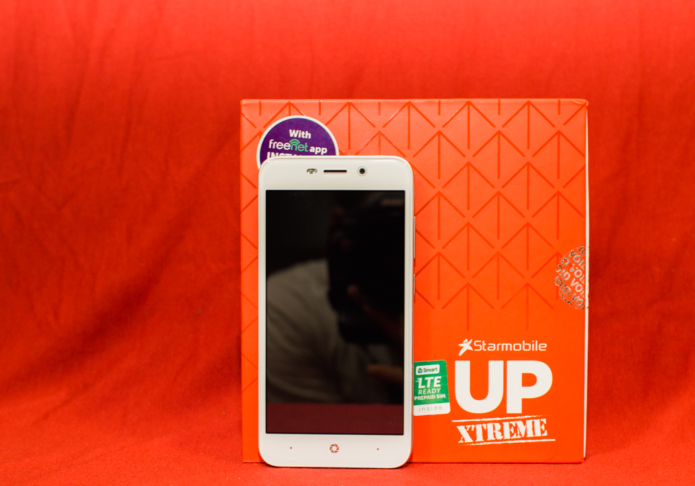 Starmobile UP Xtreme Review: A Total Toughie?