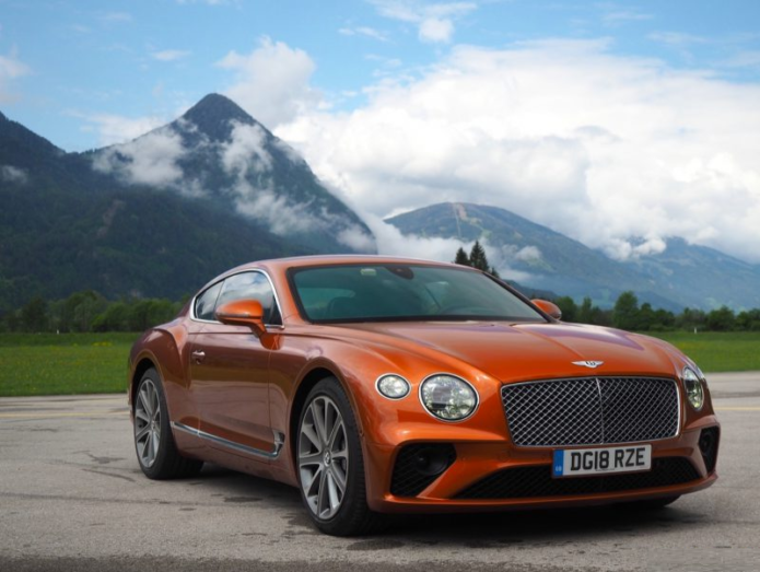 2019 Bentley Continental GT first drive: Return of the King